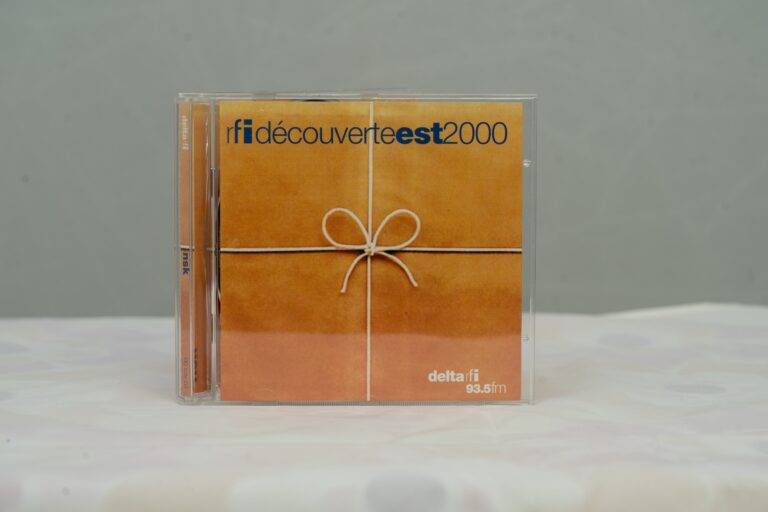 CD Decouvertes 2000
