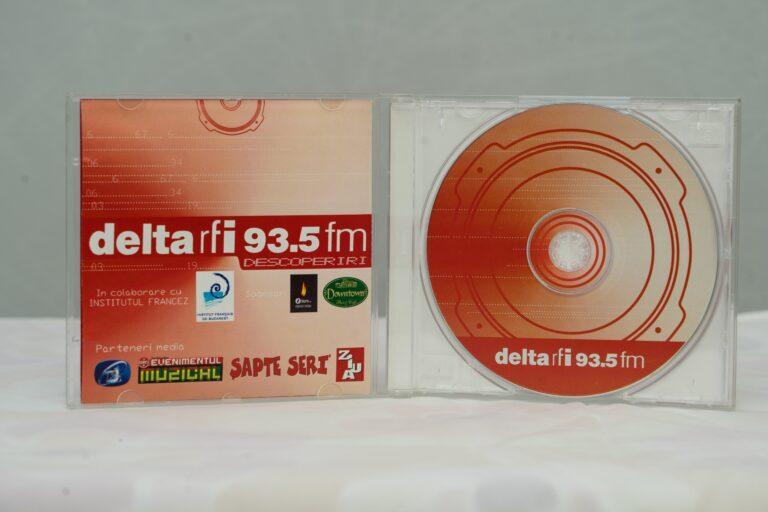 CD Descoperiri DeltaRFI