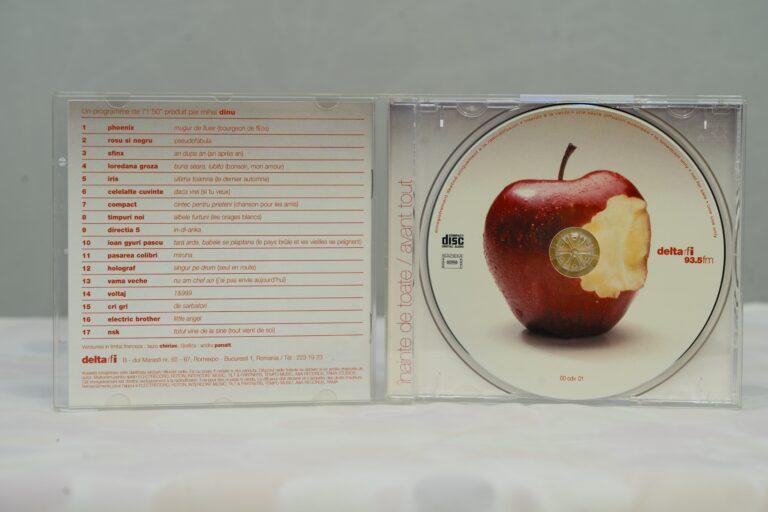 CD Inainte de toate