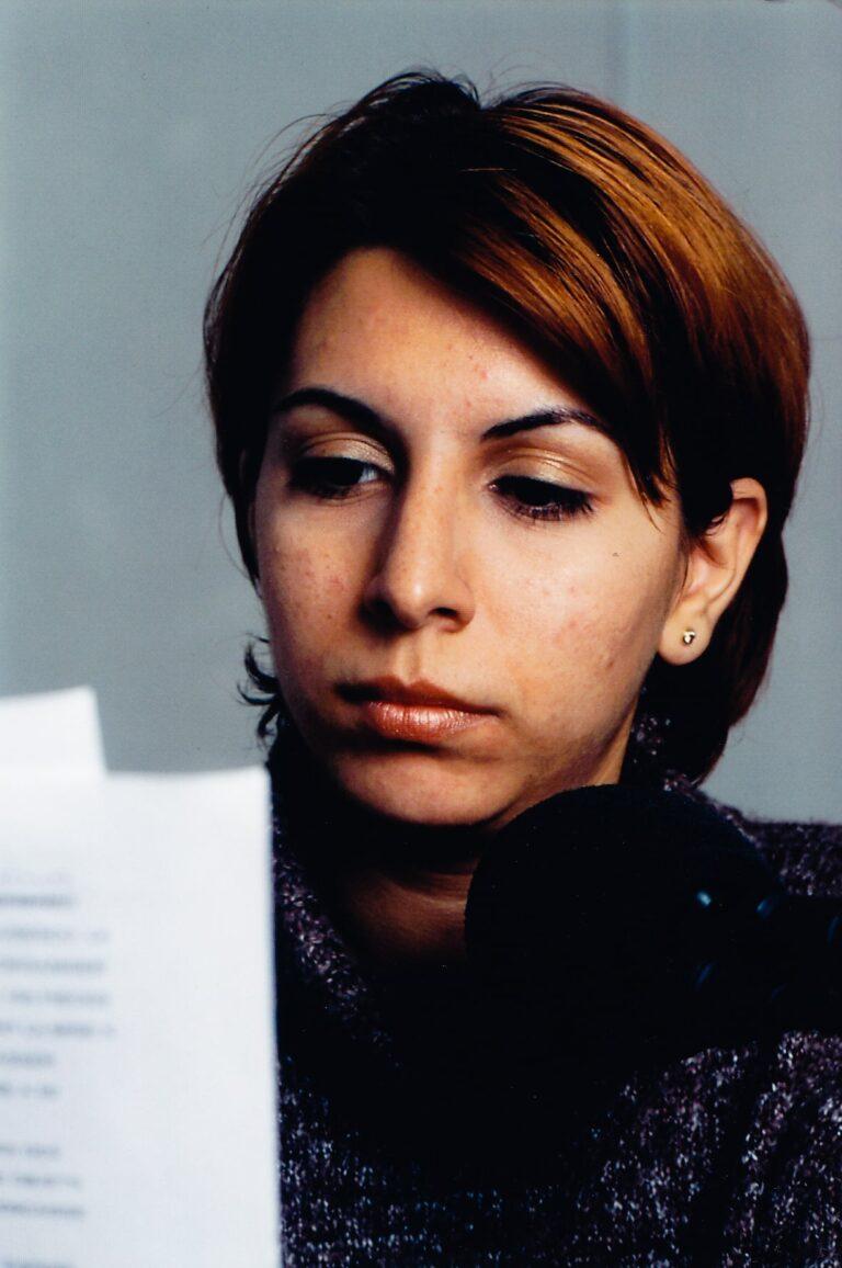 Laura Chiriac 2001