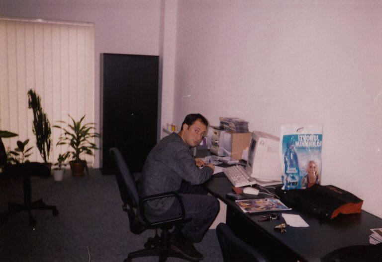 Mihai Dinu 2001